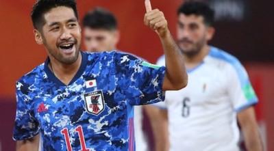 3-2. Uruguay se despide y Japón se cita con Portugal en las semifinales del Mundial de fútbol playa