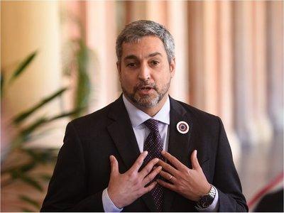 Mario Abdo se refirió a la expulsión de Paraguayo Cubas