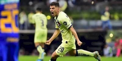 Richard Sánchez debuta como goleador en América