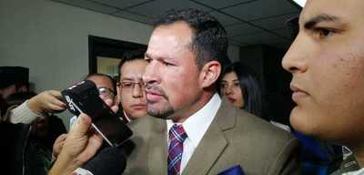 Ulises Quintana vuelve a la cárcel