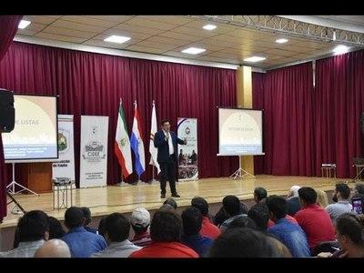 JUSTICIA ELECTORAL DICTA CAPACITACIÓN SOBRE LEY N°6318 EN LA GOBERNACIÓN DE ITAPÚA
