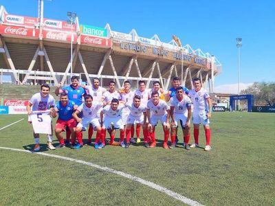 Paraguay F7 debuta con triunfo