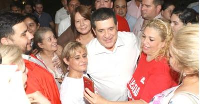 Brasil levantó orden de detención contra Cartes