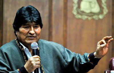 Denunciarán a Morales ante La Haya  por crímenes de lesa humanidad
