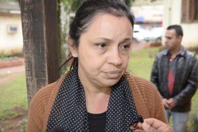 Esposa de payo cubas reclama banca y pide asumir como senadora