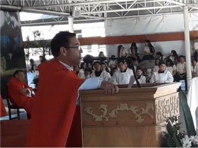 Pa'i pide en su homilía que narcopolíticos sean castigados