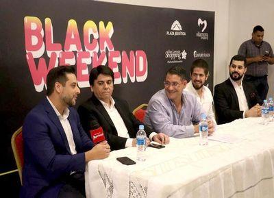 Black Weekend con descuentos hasta el domingo