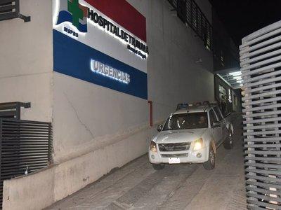 Motochorros hieren a guardia en cuarto asalto a estación de servicios