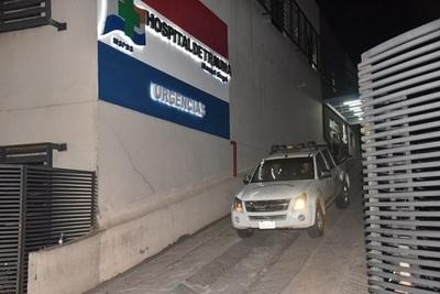 Motochorros hieren a guardia de estación de servicios durante asalto