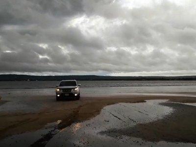 30 niños y cinco adultos rescatados del Lago Ypacaraí