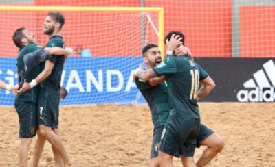 HOY / Italia alcanza la final del Mundial de playa