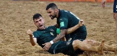 Italia y Portugal a la final del Mundial del Beach Soccer