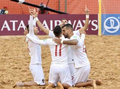 Portugal se impone y jugará con Italia final europea