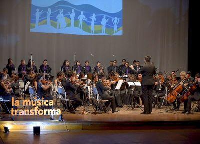 """""""A través de la música pudimos transformar nuestra comunidad"""""""