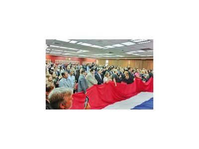 Huelga judicial deja funcionarios y abogados sumariados por la Corte
