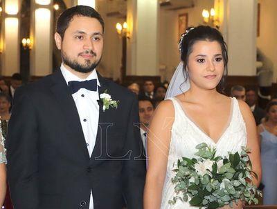 El casamiento de Tamara y Jesús