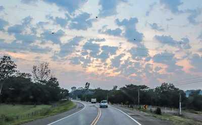 Meteorología anuncia la continuidad de lluvias y tormentas para este domingo
