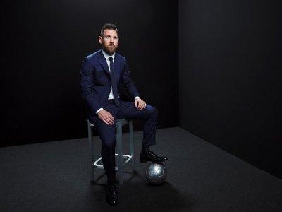 Messi, gran favorito a lograr su sexto Balón de Oro