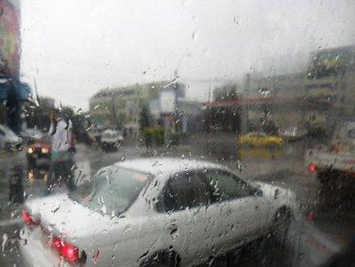 Primer domingo de diciembre con lluvias