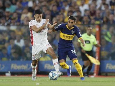 Boca y Argentinos se neutralizan y River remonta en Rosario