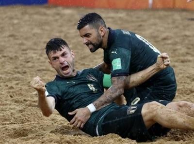 HOY / Italia y Portugal definirán la décima edición del Mundial de fútbol de playa