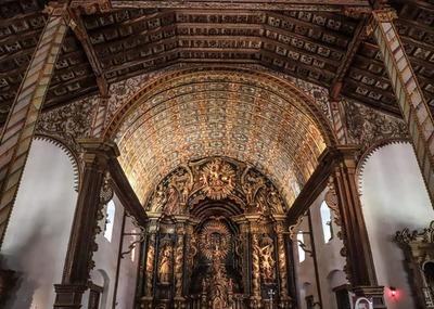 Se inician obras de restauración en la iglesia de Yaguarón