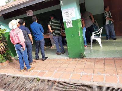 En San Carlos del Apa eligen autoridades municipales