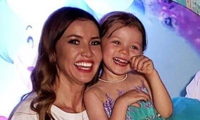 La pequeña India, hija de Dallys celebró sus 4 añitos