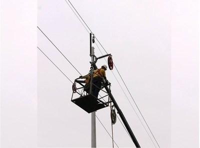 Ciudades siguen sin energía eléctrica