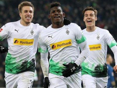 El Borussia Monchengladbach recupera el liderato en Alemania