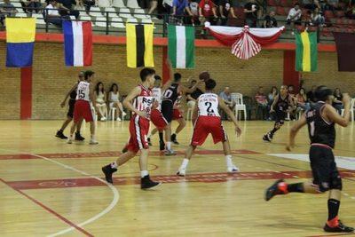Basquet: Campeonato Nacional de Basquetbol U13 en marcha
