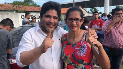 ANR triunfa en San Carlos del Apa