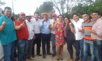 Lilian Souza de ANR es electa intendente de San Carlos del Apa