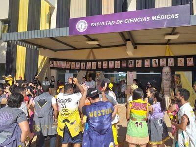 Facultad de Medicina tiene 190 nuevos alumnos