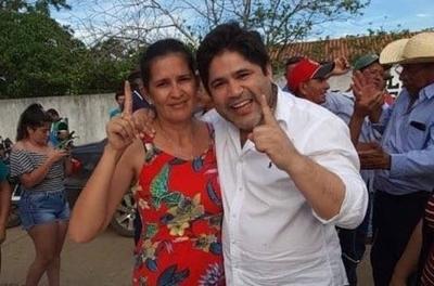 HOY / Una mujer gobernará en San Carlos del Apa hasta el 2020