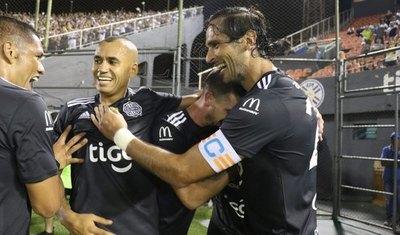 Roque no se cansa de hacer goles y Olimpia prepara el festejo en casa