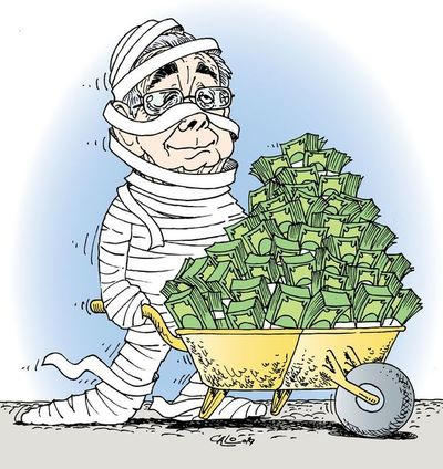 Triple salario: A contramano de la ciudadanía y la renovación