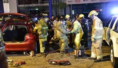 Violento fin de semana deja 24 fallecidos