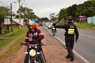 Previo al operativo Caacupé, detectan 403 casos de alcotest en rutas •