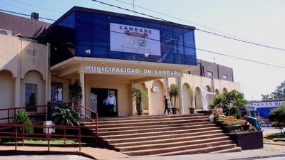 Hoy se inicia huelga de funcionarios de la comuna lambareña