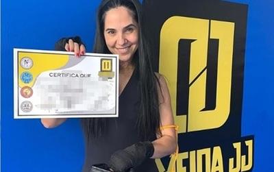 Norita Rodríguez recibió un nuevo título