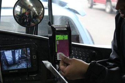 Suman 246.456 viajes desde implementación