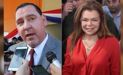 Fianza más prohibición de salida del país para la pareja Zacarías