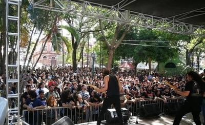 HOY / Metal Feria Fest llega con diez bandas en escena