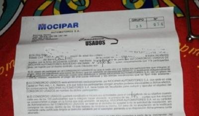 Decenas de denuncias contra MOCIPAR por estafa