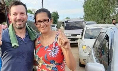 San Carlos del Apa: intendente electa dice que priorizará la salud, el empleo y ruta de todo tiempo