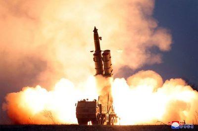 EE.UU. refuerza vigilancia aérea de Corea del Norte tras sus pruebas de armas