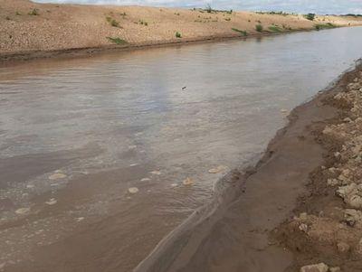 Emiten alerta amarilla por crecida del río Pilcomayo