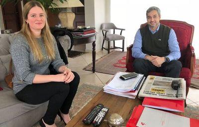 Abdo retira proyecto para aprobar el Tratado de Escazú