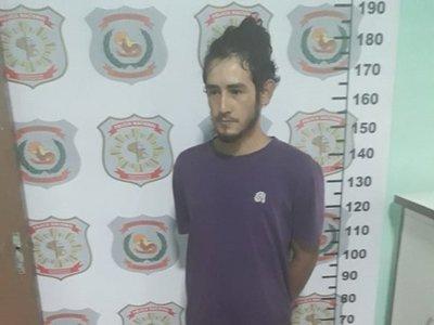 Detienen a sospechoso de homicidios y robos en PJC
